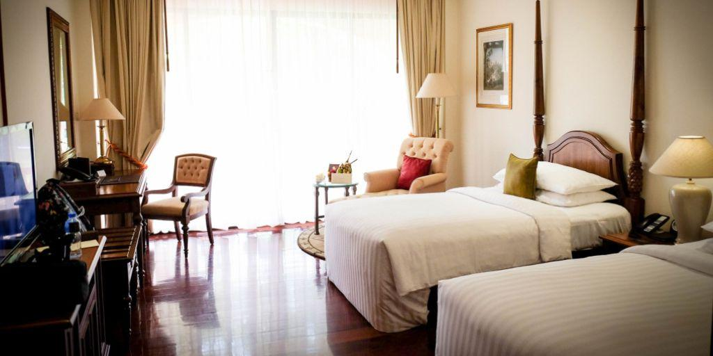 Guestroom: Sofitel Angkor Phokeethra Resort