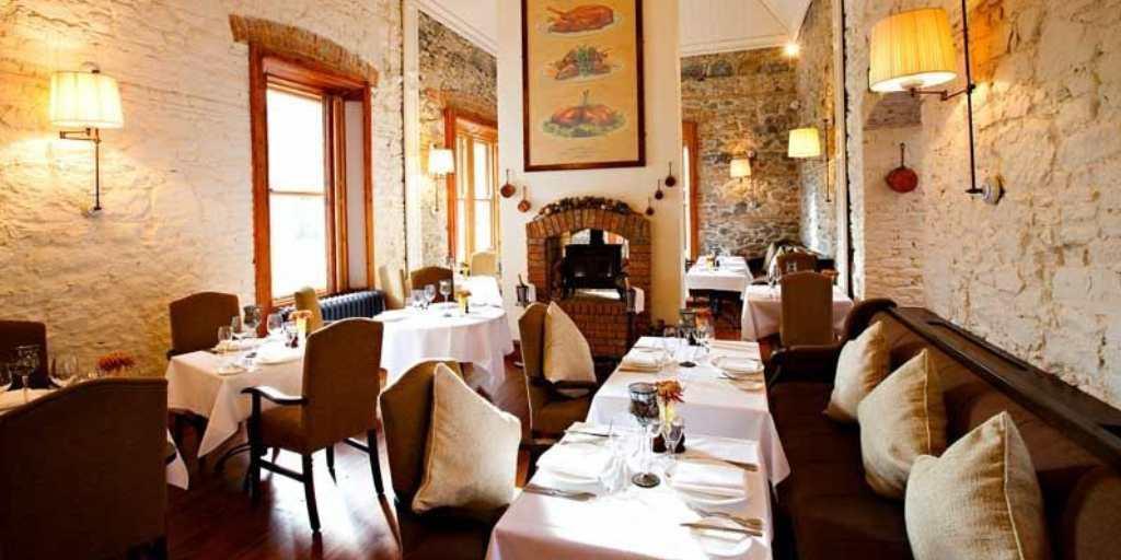 Mount Falcon Estate: the Kitchen Restaurant