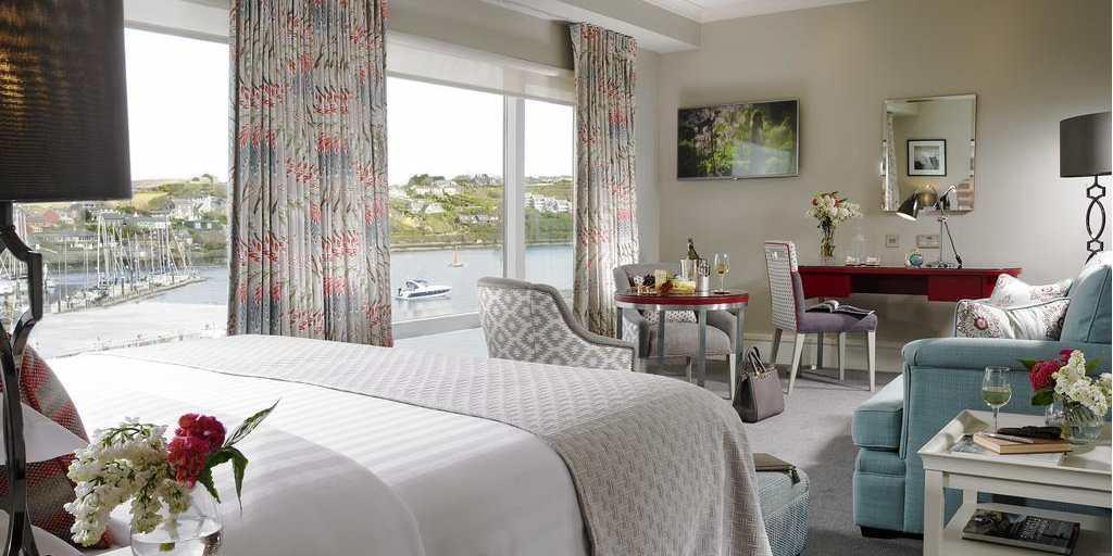 Trident Hotel Kinsale: Superior Room