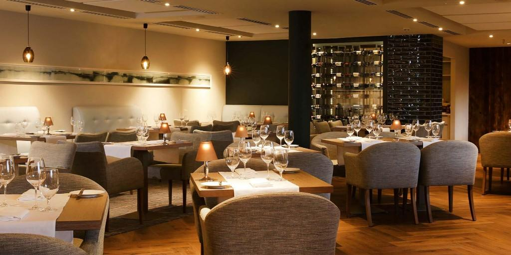 Portmarnock Hotel & Golf Links: 1708 Restaurant