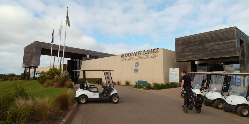 Moonah Links - Open Course