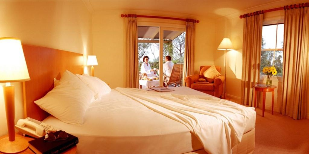 Bedroom: Cypress Lakes Resort